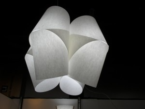 A Domus Pendant Lamp, newly introduced in New Zealand 2009