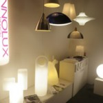 Lighting fixtures from Innolux Design.