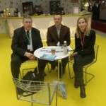 The Viva-Lite dealers from Finland and Sweden had an effective meeting at the fair.